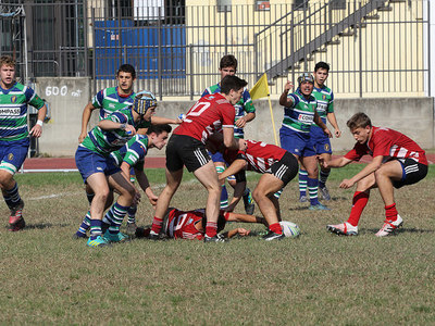 Under 18 Elite con Cus Milano, 14/10/2018