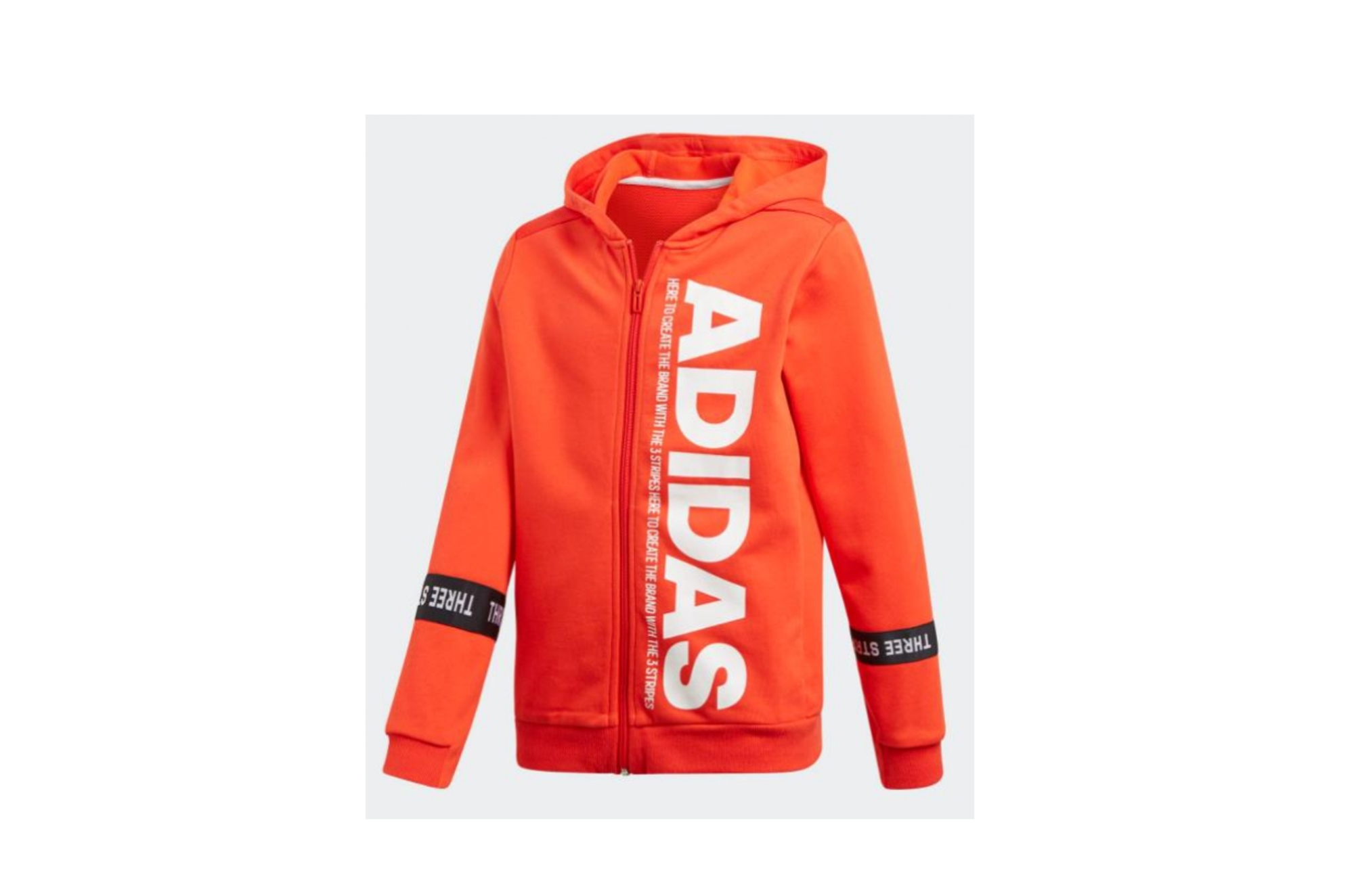 Felpa Adidas Junior Active Red