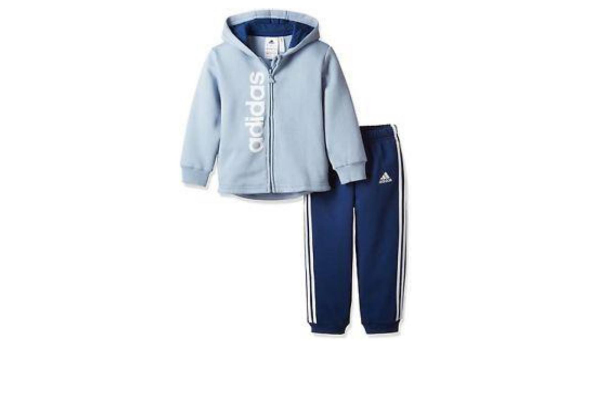 bd0f819d70c427 Tuta Adidas BABY Azzurro