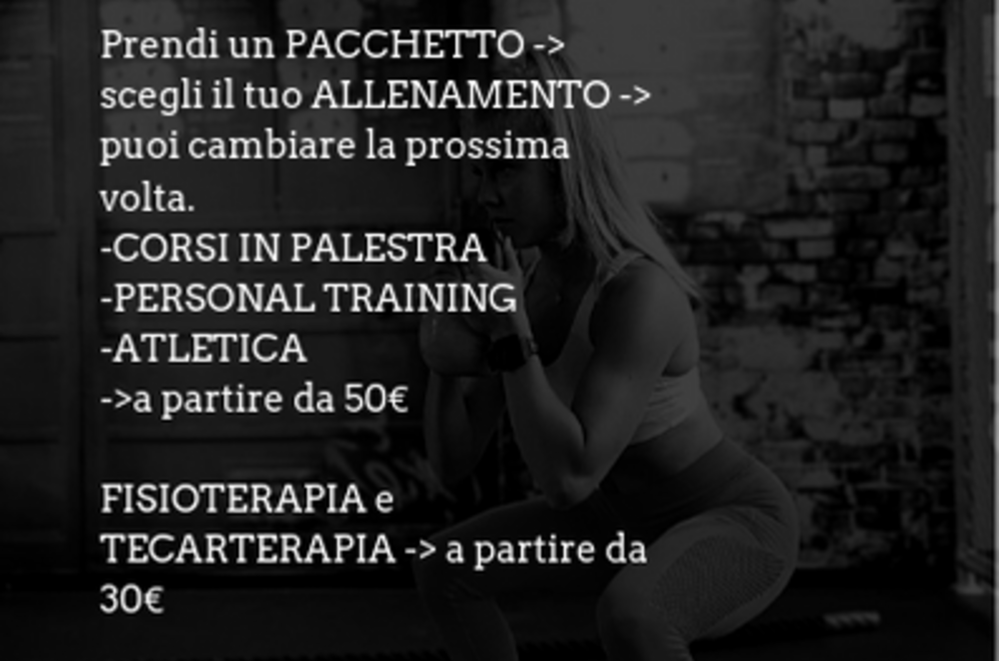 Performance & Therapy, dal 25 marzo Beyourbest