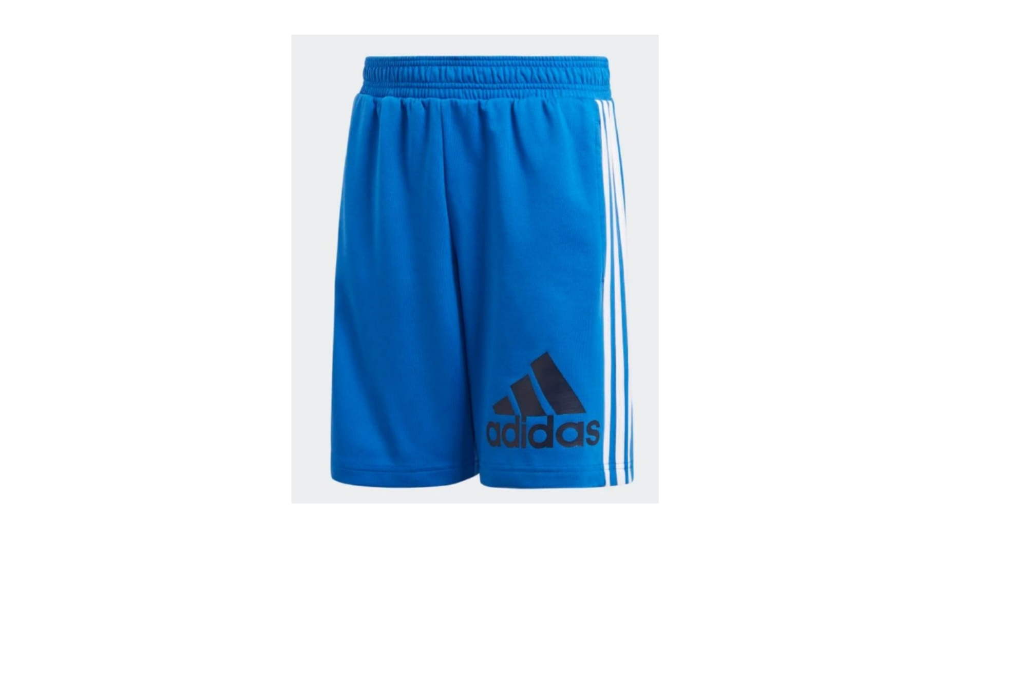 Bermuda Adidas Junior Blu