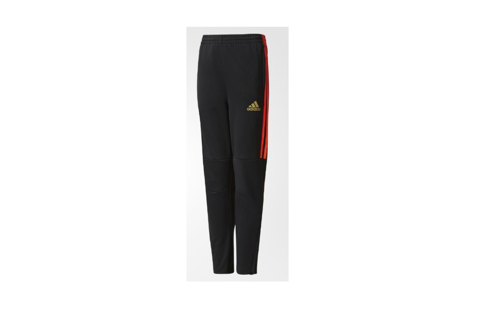 Pantaloni Adidas Junior righe Arancio