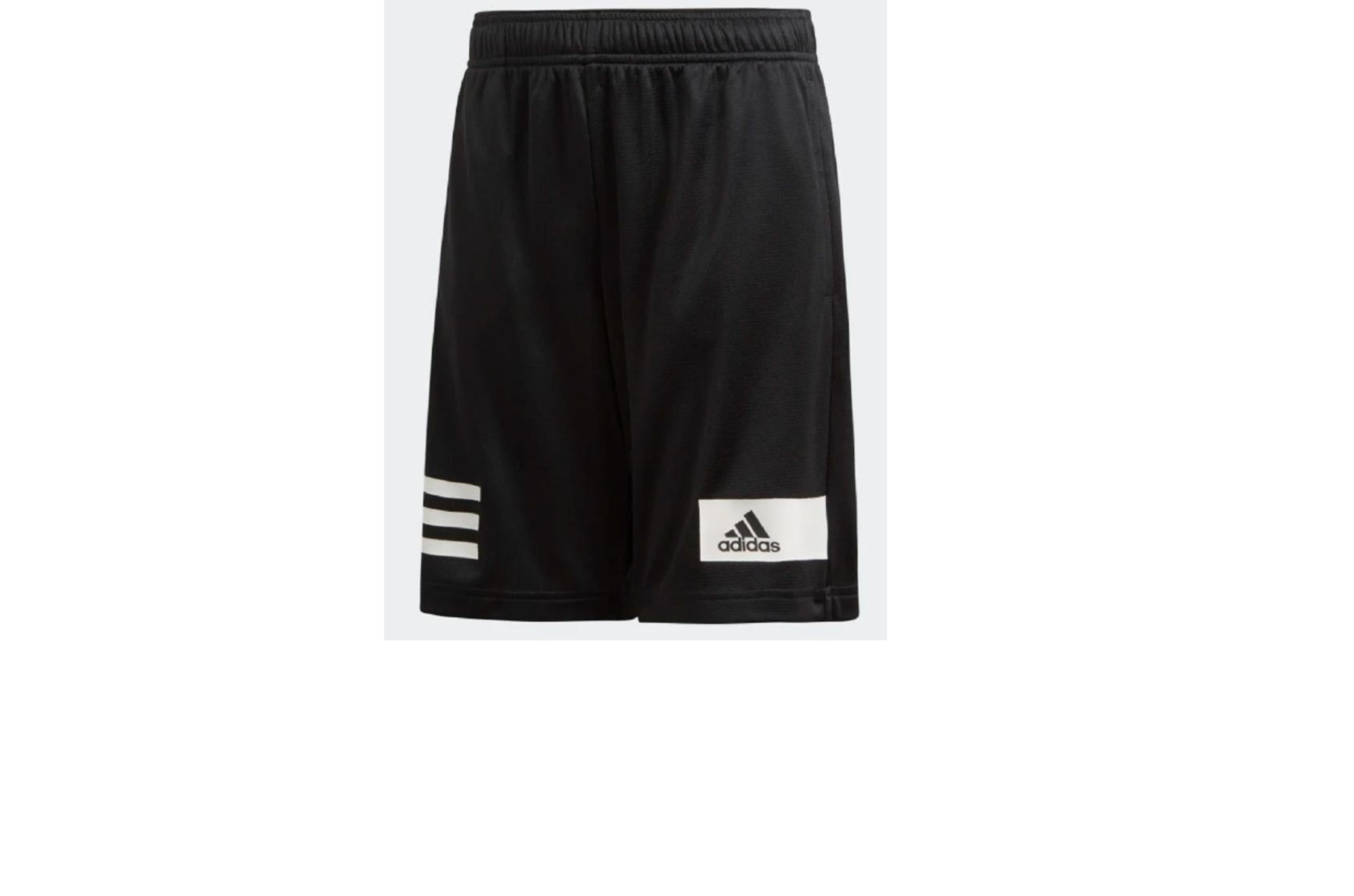 Bermuda Adidas Junior Nero